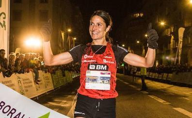Elena Loyo, campeona de España de media maratón