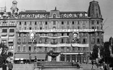 Hoteles en la Guerra Civil, del lujo a la metralla