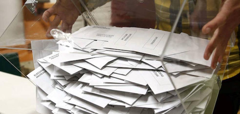 ¿Qué tienes que hacer para saber si te ha tocado estar en una de las mesas electorales de Vitoria?