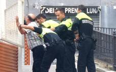 El aumento de la delincuencia dispara un 61% las detenciones en Bilbao