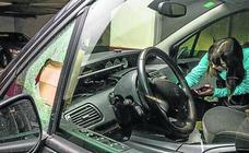 Nuevo robo en un garaje de Vitoria, el tercero en seis días