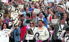 La red concertada afronta desde hoy cuatro huelgas consecutivas