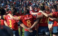 El rugby femenino también está de récord