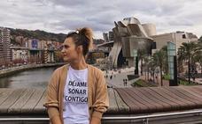 «Yo también sufro ansiedad», la valiente confesión de la 'influencer' vizcaína Beatriz Urigoitia