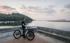 Los encantos de Urdaibai a golpe de pedal