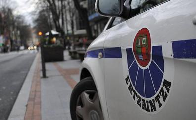 Un detenido tras robar en un supermercado de Vitoria y agredir al vigilante