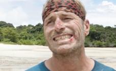La victoria azul que costó dos dientes en 'El Conquistador del Pacífico'
