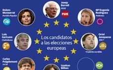 Los partidos elaboran sus listas para las europeas con la vista puesta en Cataluña