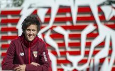 Erika considera «urgente» la aprobación del primer convenio colectivo para el fútbol femenino