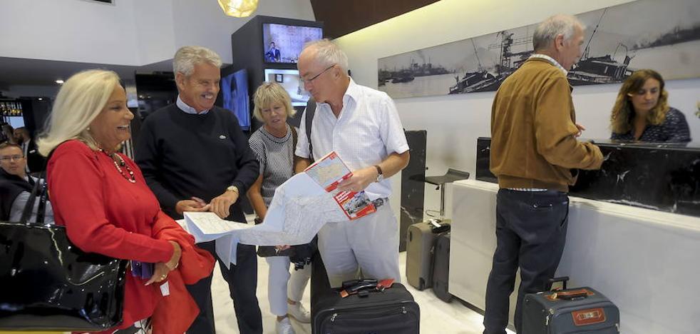 El congreso eólico dispara a 726 euros la noche de hotel en Bilbao