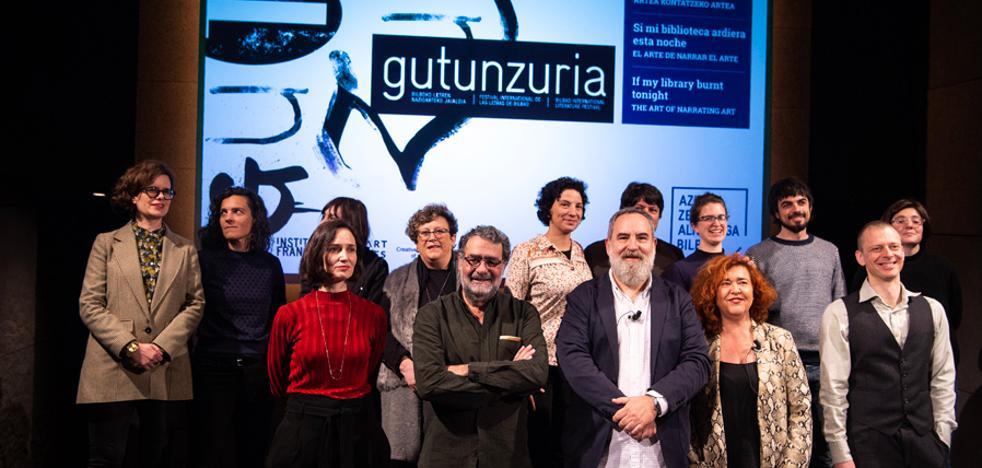 Gutun Zuria elogia la promiscuidad creativa