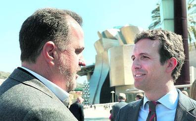 El PP vasco confía en que el adiós de Iturgaiz «no sea definitivo»