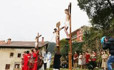 «En Balmaseda el arraigo de las tradiciones se mide de otra manera»