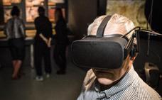Recorridos virtuales por tres cuevas rupestres de Bizkaia