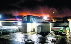 El operario fallecido en el centro Gorbeia pudo sufrir un desvanecimiento y caer a la depuradora