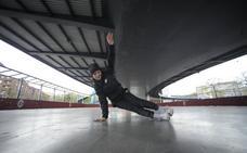 «Las chicas no tenemos límites en el breakdance»