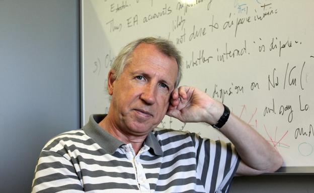 El físico ruso Eugene Chulkov, premio Euskadi de investigación