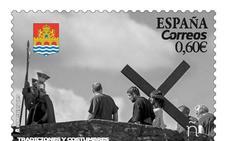 Correos emite un sello sobre la Pasión Viviente