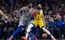 Los Bucks aseguran la mejor marca de la liga y los Warriors la consolidan en el Oeste