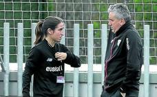 Iraia entrenará al filial del Athletic femenino la próxima temporada