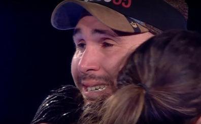 Las lágrimas de Kiko Rivera tras quedarse su mujer fuera de la final de 'Gran Hermano Dúo'