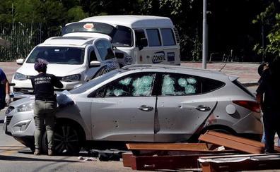 10 asaltantes muertos en un tiroteo con la policía en Sao Paulo