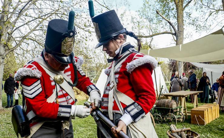 Las tropas napoleónicas vuelven a tomar Arriaga