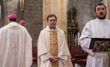 «Ayudadme a ser buen obispo», pide Joseba Segura en su ordenación