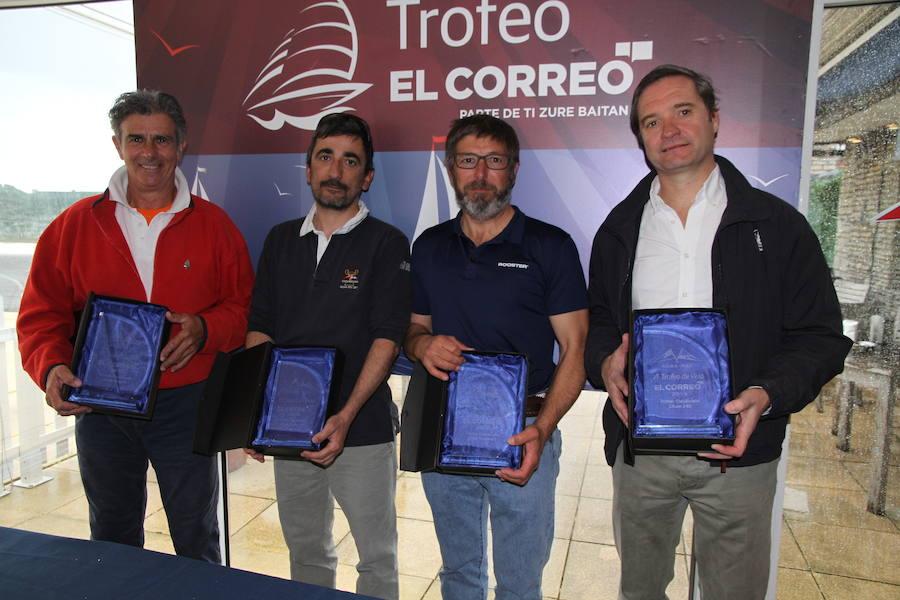 'Mandovi', 'Gaitero', 'Rooster' y 'Aizian' ganan el VI Trofeo El Correo