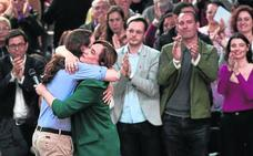 Iglesias encabezará el día 14 en Eibar uno de los actos centrales de la campaña de Podemos