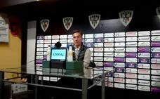 «Son tres puntos muy importantes, sobre todo, para cortar la racha negativa», apunta Larrazabal