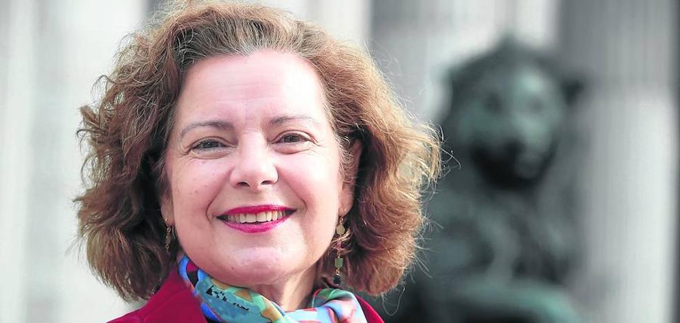 «A una parlamentaria en la Transición se la llamaba 'señor'»