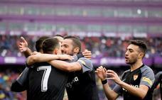 El Sevilla continúa peleando por la Champions