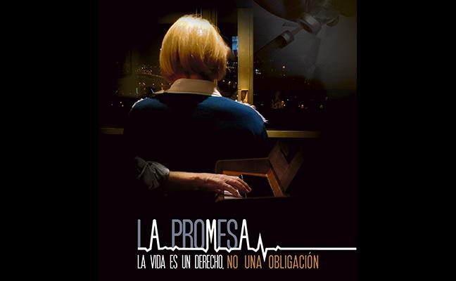 El debate de la eutanasia llega al cine con Maribel Tellaetxe, «una historia de terror muy tierna»