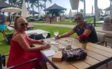 Belén Esteban disfruta de Tenerife semanas antes de casarse