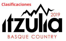 Clasificación general de la Itzulia 2019