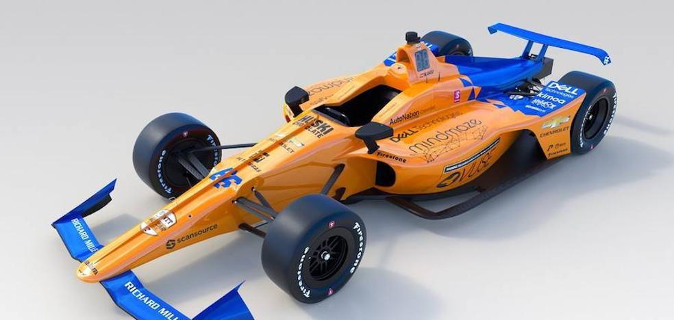 Fernando Alonso ya tiene coche para buscar la 'Triple Corona'