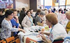 El hospital San Juan de Dios recauda más de 11.700 euros en la undécima edición de su mercado artesanal solidario