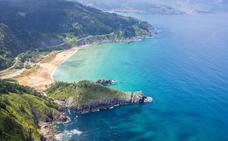 Organizan una jornada de limpieza en la costa de Urdaibai el 8 de junio