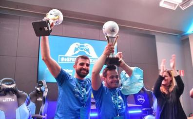 La gran final de la I Liga de eSports Unificados reunió a gamers con y sin discapacidad intelectual