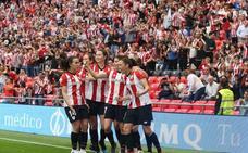 El Athletic, preparado para afrontar el tramo final de temporada