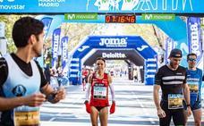 La mejor española en el Medio Maratón de Madrid, una atleta del BM Bilbao