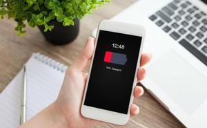 Los errores que funden la batería de nuestro móvil