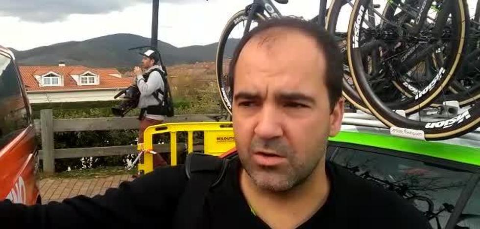 El director deportivo del Murias: «Ha sido una emboscada total»