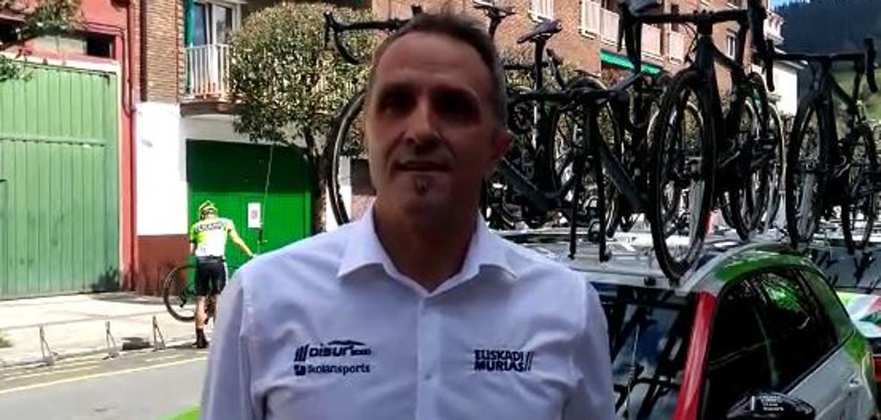 Odriozola, sobre la fusión de Murias y la Fundación Euskadi: «La unión hace la fuerza»