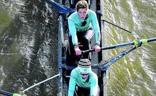 Adriana Pérez, la primera española que disputa y gana la mítica regata de Oxford-Cambridge