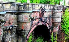 El puente de los perros suicidas