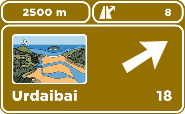 Bizkaia hace turismo en la carretera
