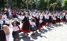 Más de medio centenar de actos animarán los 'sanjorges' de Santurtzi