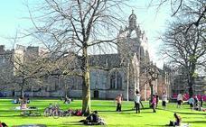 El Brexit amenaza la beca Erasmus de un centenar de universitarios vascos